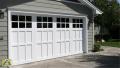 Artisan Lite Wood Garage Door