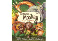 Monday I Was A Monkey: A Tail Of Reverence by Jennie Mcclain Book