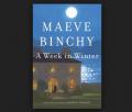 A Week in Winter By Binchy, Maeve Book