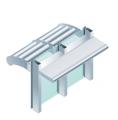Solar Shelf - Sun Control