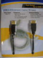 Extension Cables Male A to Female A
