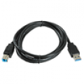 "USB 3.0 ""SuperSpeed"" Cables Male A to B"