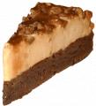 Peanut Butter & Fudge Brownie Cake