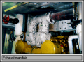Insulation systems for EXHAUST MANIFOLDS
