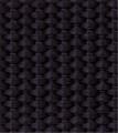 Black Heavyweight Woven Polypropylene Webbing