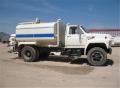 Water Tank 1985 Ford W/ 2400 Gallon