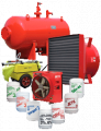 Firefighting Foam Products, Ansul