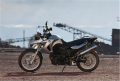 Motorcycle F 650 GS BMW