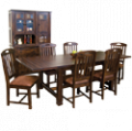 1116DO Oxford Extension Table