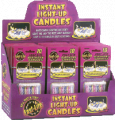 Candles, Fast-Lite