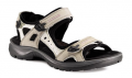 Ecco- Women's Yucatan (Atmosphere Oiled Nubuck) Sandals