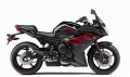 Motorcycle Yamaha FZ6R Raven 2012