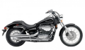Motorcycle Honda Shadow Spirit 750 2012