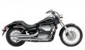 Motorcycle Honda Shadow Spirit 750 2012