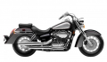 Motorcycle Honda Shadow Aero 2012