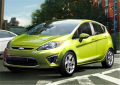 Vehicle Ford Fiesta 2013