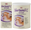 Nurturall®-C Balanced Milk Replacer for Kittens