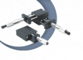 Micrometer positioning stages