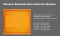 Prismatic Retroreflective Pavement Marker