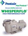 Whisperflo High Performance Pump