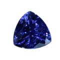 2.65 ct. Trillion Tanzanite in AAA Grade