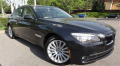 Vehicle BMW 750i xDrive Sedan 2012