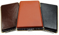 Double Sided Leather Wrap Cigarette Cases