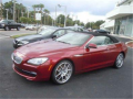 Vehicle BMW 650i Convertible 2012