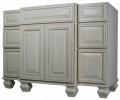 Vanity Tall Custom 1 - 1 Bowl Cabinet