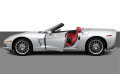 Vehicle Chevrolet Corvette Convertible 4LT 2011