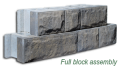 AB Fieldstone is a Revolutionary Retaining Wall System