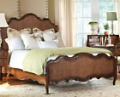 Marigny Cane Queen Bed