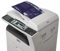 23 PPM Sharp MX-M232D Monochrome Workgroup Document System