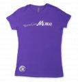 Youve Got Moxxie – Purple T w/silver ink