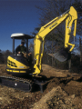 Kobelco Compact Excavators
