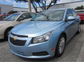 Vehicle Chevrolet Cruze Sedan ECO 2012