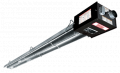 The Infrared Industry's 1st Fully Modulating Unitary Infrared Heater