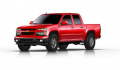 Truck Chevrolet Colorado Crew Cab 4-Wheel Drive 1LT 2012