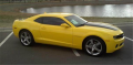 Vehicle Chevrolet Camaro LT Coupe 2012