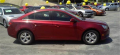 Vehicle Chevrolet Cruze LT Sedan 2011