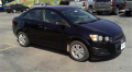 Vehicle Chevrolet Sonic LS Sedan 2012