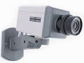 Imitation Security Camera with Motion Detector