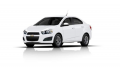 Vehicle Chevrolet Sonic Sedan 1LT 2012