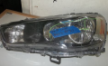 Mitsubishi Lancer OEM Left Halogen Headlight 2008 2009 2010 2011 2012 Lamp