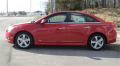 Vehicle Chevrolet Cruze Sedan 2LT 2012
