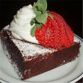 Cake Dark Chocolate Truffle