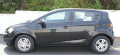 Vehicle Chevrolet Sonic Hatch 2LS 2012