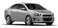 Vehicle Chevrolet Sonic Sedan 2LT 2012