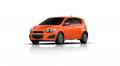 Vehicle Chevrolet Sonic Hatch 1LT 2012