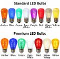Premium LED S14 Retrofit Lamps